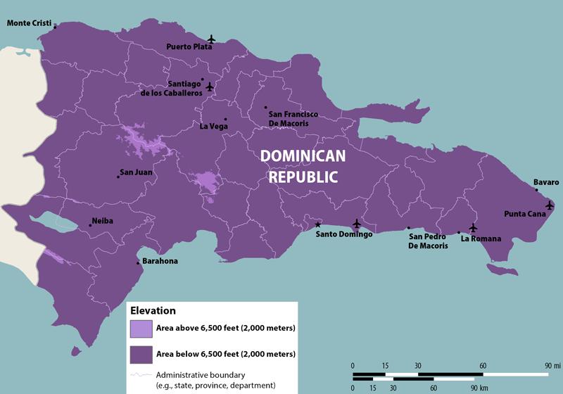 CDC Global Health - Dominican Republic