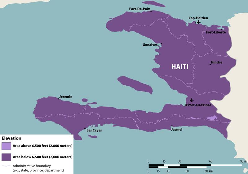 Alert Zika Virus in Haiti PassportsOnlineorg
