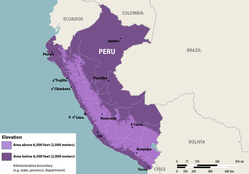 Zika Virus in Peru - Alert